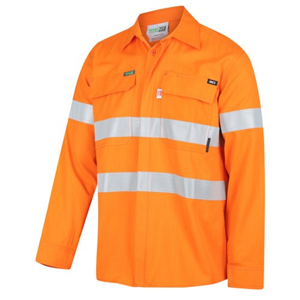 PPE2 WESTEX DH FR Inherent 220gsm Taped Shirt 2819