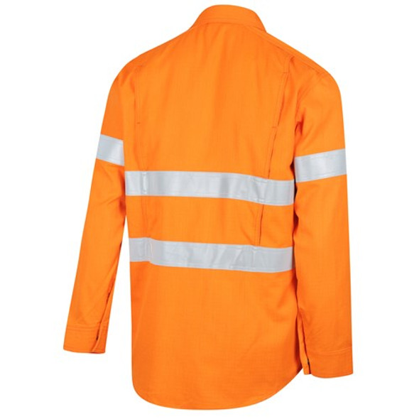 FLAREX RIPSTOP PPE2 FR Inherent 197gsm Taped Shirt 2833