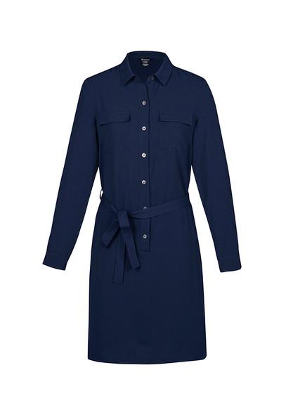 Womens Chloe Georgette Shirt Dress RD069L
