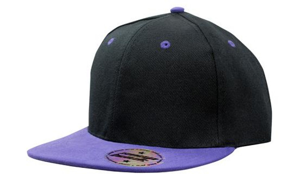 Premium American Twill with Snap Back Pro Styling HW 4136