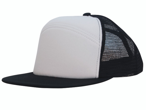Foam Front A Frame Cap with Mesh Back HW 4159