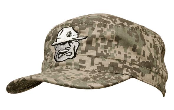 Ripstop Digital Camouflage Military Cap HW 4091
