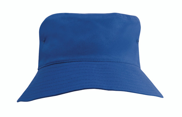 Breathable Poly Twill Infants Bucket Hat HW 3938