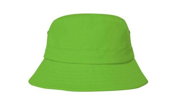 Brushed Sports Twill Infants Bucket Hat HW 4132