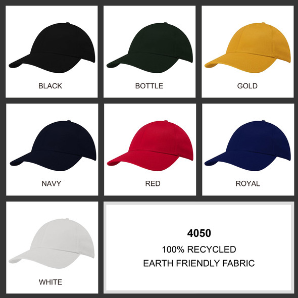 100% Recycled Earth Friendly Fabric HW 4050