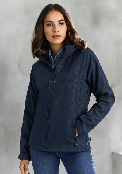 Ladies Geo Jacket J135L