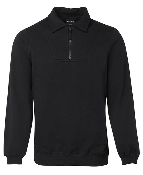 1/2 ZIP FLEECY SWEAT 3FSZ