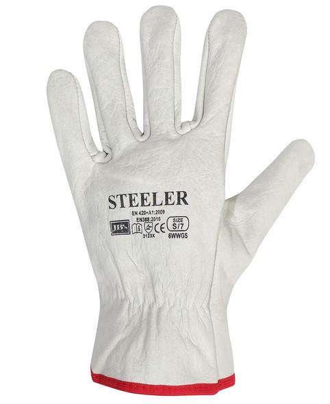 JBS STEELER RIGGER GLOVE (12 PACK) 6WWGS