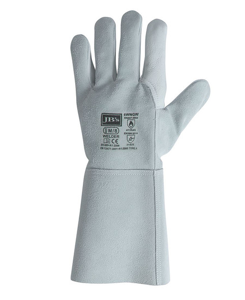 JBS WELDER GLOVE (6 PACK) 6WWGW