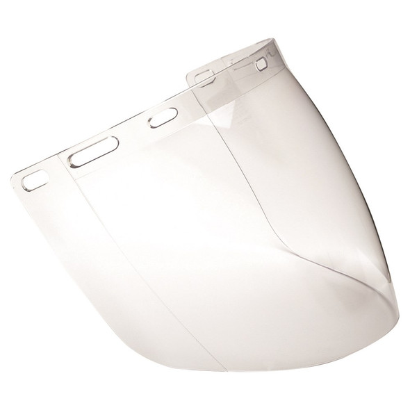 STRIKER ECONOMY VISOR TO SUIT PRO CHOICE SAFETY GEAR BROWGUARDS (BG & HHBGE) CLEAR LENS (NON ANTI-FOG) : VCE