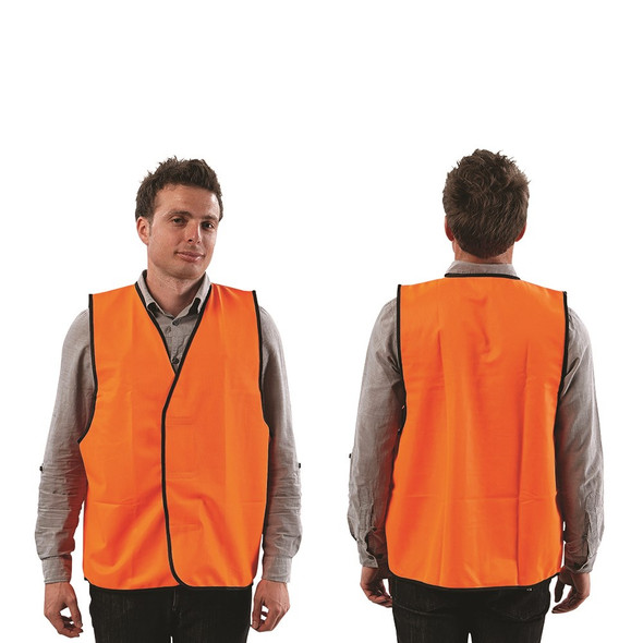 FLURO VEST DAY USE ONLY : VD