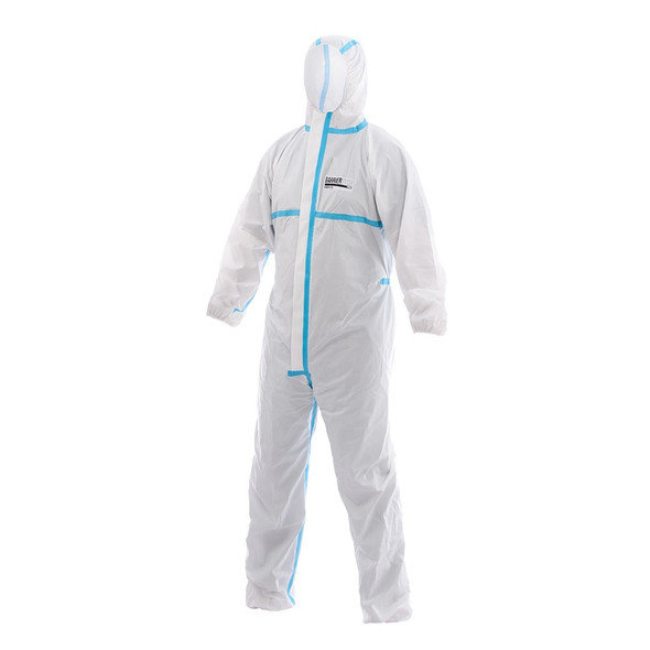 BARRIERTECH PROVEK SEAM SEALED SEALED COVERALLS : DOWT