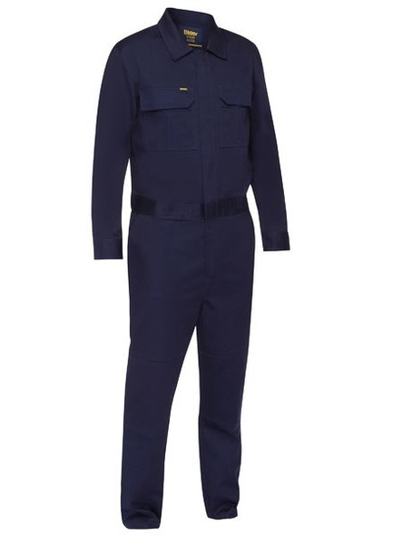 WORK COVERALL WITH WAIST ZIP OPENING BC6065