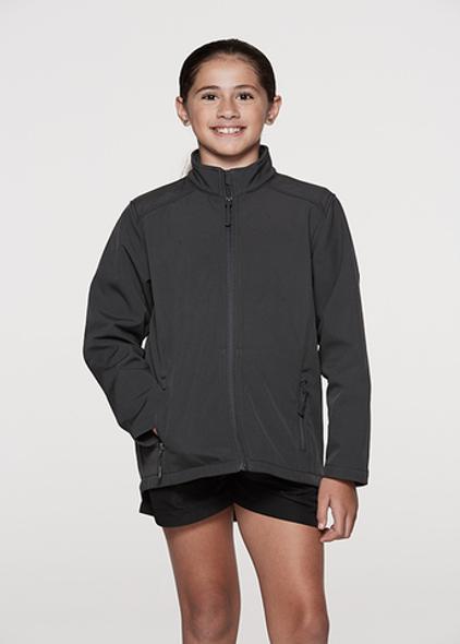 Aussie Pacific Selwyn Kids SoftShell Jacket - 3512