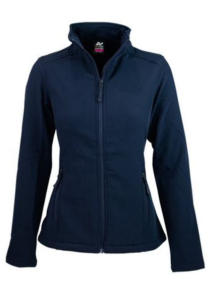 Aussie Pacific Selwyn Ladies SoftShell Jacket - 2512