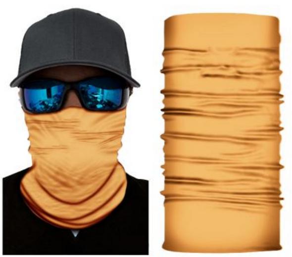 Simba Bandana face mask Neck Gaiter Hi-vis Orange S171