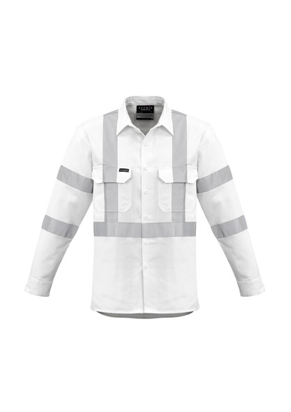 ZW621  MENS BIO MOTION X BACK SHIRT