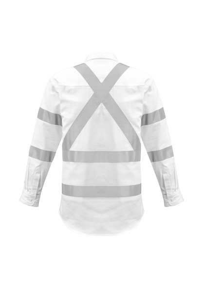 ZW621 Mens Bio Motion X Back Shirt