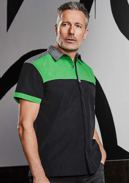 MENS CHARGER SHIRT  S505MS
