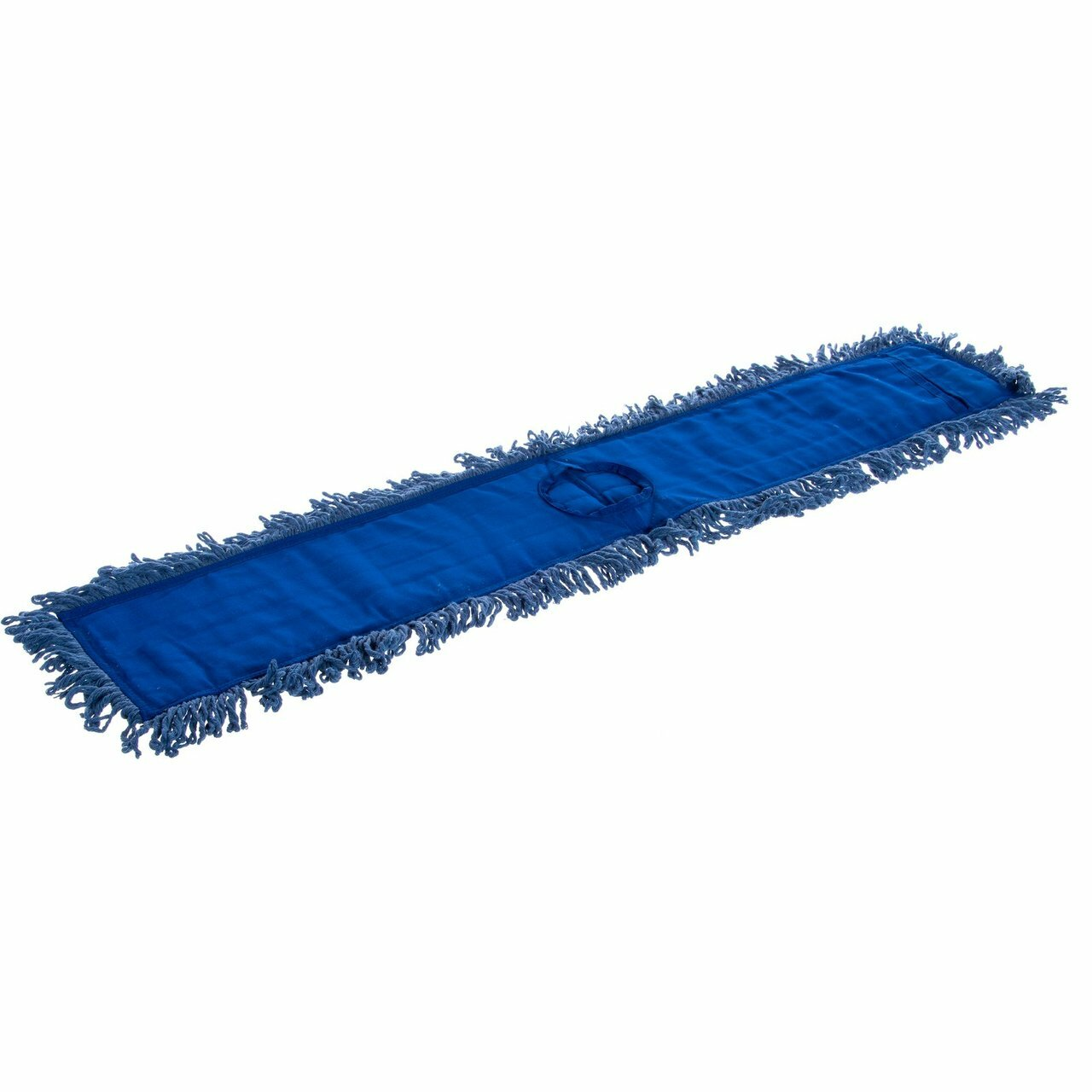 Flo Pac Launderable Dust Mops 36 X 5 Blue Anacon Industrial Suppliers