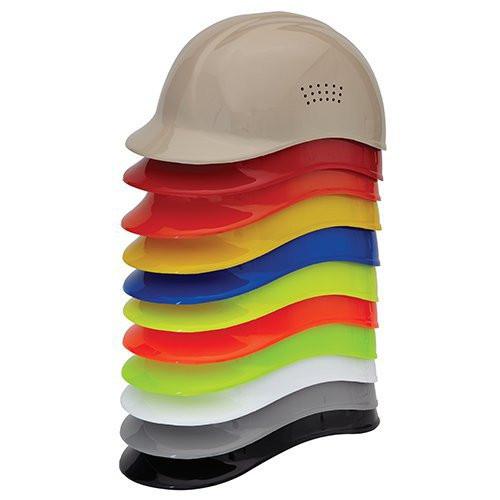 gray safety bump cap anacon industrial suppliers