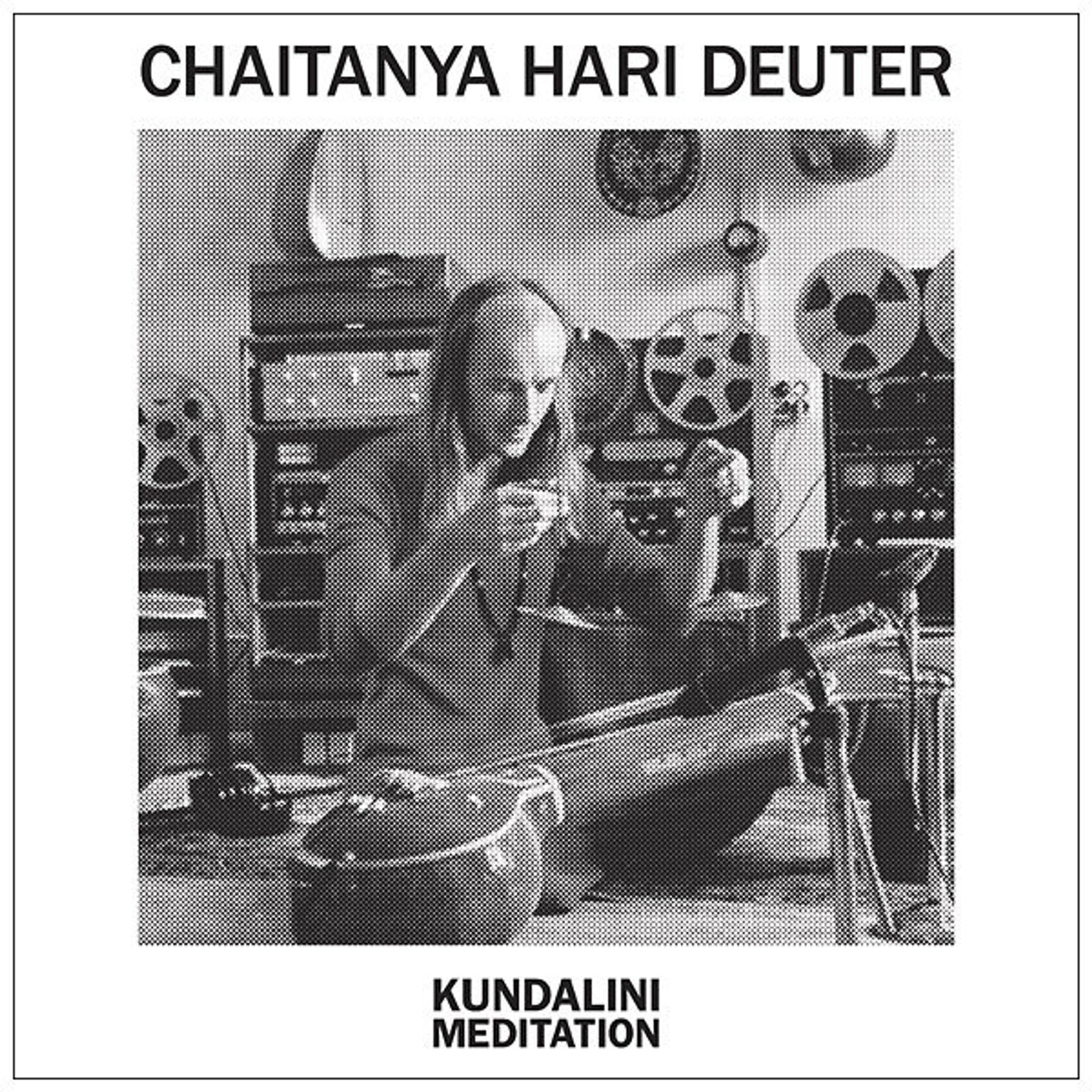CHAITANYA HARI DEUTER/BHAGWAN SHREE RAJNEESH: Kundalini