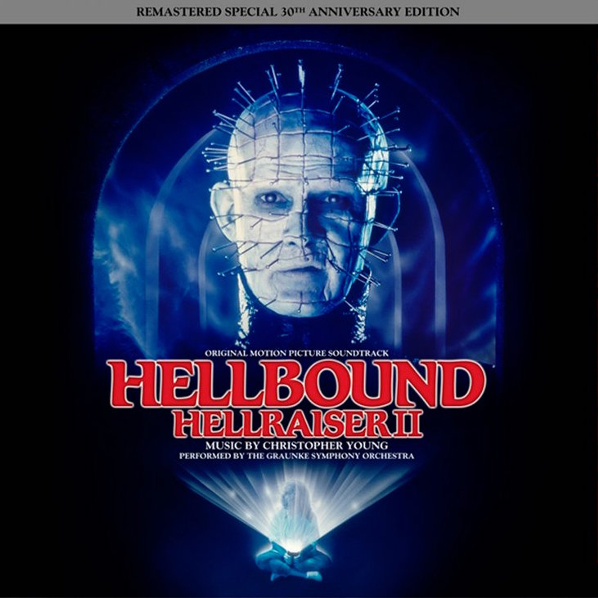 Christopher Young Hellbound Hellraiser Ii Original Soundtrack 30th Anniversary Edition