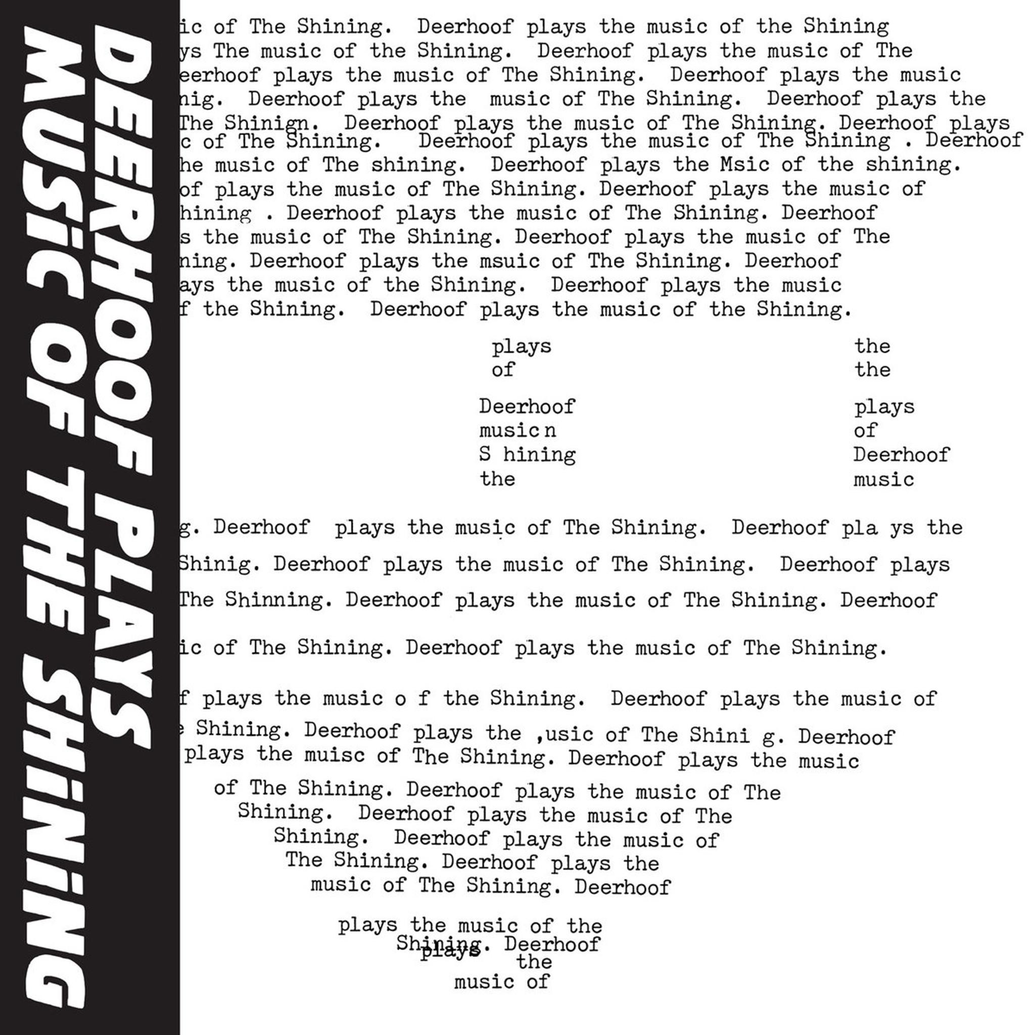 2b1059c9653e DEERHOOF  Plays The Music Of The Shining 7