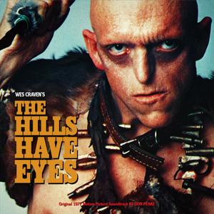 DON PEAKE The Hills Have Eyes (original 1977 Motion Picture Soundtrack) LP