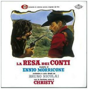 ENNIO MORRICONE La Resa Dei Conti 2LP