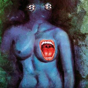 "ENNIO MORRICONE Spasmo (""The Mouth"" Edition) LP"