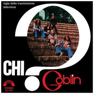 "GOBLIN Chi? (White Vinyl) 7"""