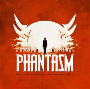FRED MYROW & MALCOLM Phantasm - Original Motion Picture Soundtrack LP