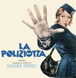 GIANNI FERRIO La Poliziotta Original Motion Picture Soundtrack LP