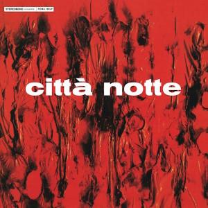 EGISTO MACCHI Citta Notte LP