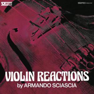 ARMANDO SCIASCIA Violin Reactions LP