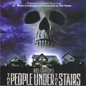DON PEAKE The People Under The Stairs: Original Score CD
