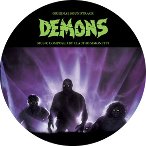 CLAUDIO SIMONETTI Demons Original Soundtrack: 30th Anniversary Limited (Picture Disc) LP