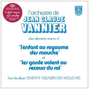 """JEAN-CLAUDE VANNIER L'Enfant Assassin des Mouches Alternate Takes 7"""" RSD 2016"""