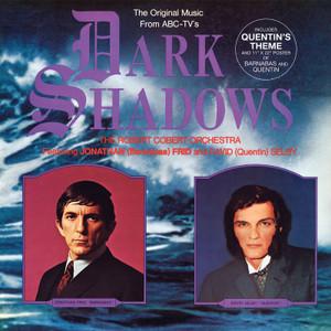 ROBERT COBERT Dark Shadows (50th anniversary 180 gram colored vinyl edition) LP RSD 2016
