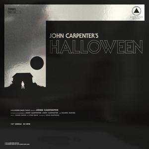 "JOHN CARPENTER: Halloween b/w Escape from New York 12"""