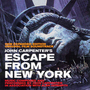 JOHN CARPENTER: Escape From New York 2LP