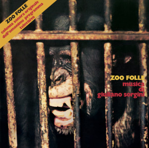 GIULIANO SORGINI: Zoo Folle LP