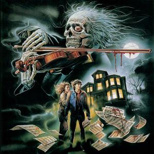 VINCE TEMPERA: Paganini Horror 2LP