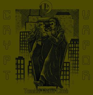 CRYPT VAPOR: Tombe Della Città LP