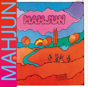 MAHJUN: Mahjun (1973) (Orange Vinyl) LP