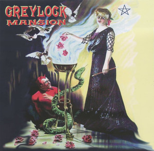 GREYLOCK MANSION: S/T LP