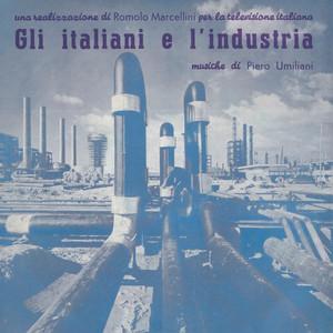 PIERO UMILIANI: Gli Italiani E L'Industria LP