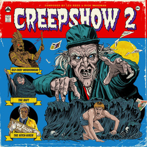 LES REED & RICK WAKEMAN: Creepshow 2 2LP