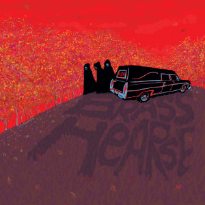 BRASS HEARSE: S/T LP